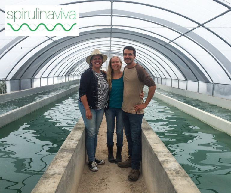 Training at Spirulina Viva